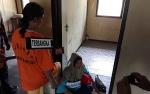 Polsek Kapuas Murung Lakukan Rekonstruksi Kasus Wanita Muda Tewas Dipukul Mertua