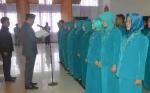 Pengurus TP PKK Kabupaten Lamandau Resmi Dilantik