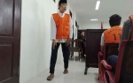 Waria yang Bisnis Sabu di Depan Pos Polisi Dituntut 6 Tahun Penjara