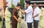 Bupati Nadalsyah Sambut Kedatangan Wakil Kajati Kalteng