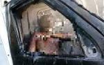 Mobil Boks Terbakar Pengemudi Tewas