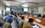 Dinkes Gelar Pertemuan Implementasi Kebijakan Germas