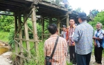 Anggota Dewan Pertanyakan Pembangunan Jembatan Kandui-Payang Ara