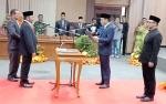 Matius Fijar Gantikan Nono di DPRD Kotawaringin Timur