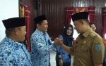 Wakil Bupati Lepas Kafilah MTQ Korpri Lamandau ke Barito Timur