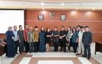 DPRD Kapuas Terima Kunjungan Kerja DPRD Kota Palangka Raya
