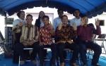 Panitia Pilkades Sepang Kota Fasilitasi Kampanye Penyampaian Visi Misi Calon Kepala Desa