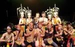 Tarian Khas Kalteng Memukau di Kancah Internasional