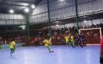 Futsal Barito Utara Putra Tambah Perolehan Emas