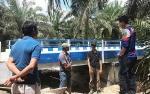 Pembangunan Jembatan Desa Tawan Jaya Rampung