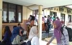 Ratusan Pelamar CPNS Pemkab Lamandau Mulai Ambil Kartu Tes