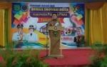 Bupati Buka Bursa Inovasi Desa Kabupaten Pulang Pisau