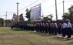 Polres Kapuas Gelar Pasukan Operasi Zebra Telabang 2018