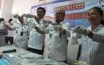 BNNP Ringkus Jaringan Internasional Peredaran Narkotika di Kalimantan Tengah