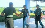Komandan Lantamal XIII Tarakan Kunjungi Pangkalan Bun Cek Rencana Pembangunan Lanal Kumai