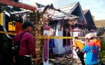 Polisi Masih Selidiki Penyebab Kebakaran di Jalan Merpati