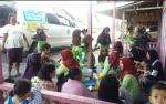 Kecamatan Balai Riam Berhasil Laksanakan Imuniasi MR Tertinggi