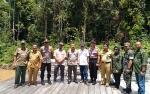 Kementerian KLH Tinjau Persiapan Peresmian Gugusan Pulau Salat