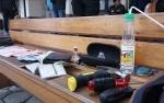 Hasil Curian Pecah Kaca Mobil untuk Nyabu