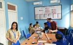 Deteksi Dini Penyakit Mematikan, Anggota PWI Barito Utara Dicek Kesehatan