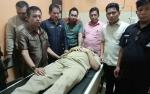 Kadis Ketahanan Pangan Diduga Kelelahan Usai Pulang dari Kegiatan Dinas di Surabaya