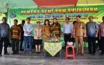 Kadisdik Apresiasi Kiprah SMPN 3 Selat Selama 33 Tahun Majukan Pendidikan di Kapuas