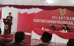 Gubernur Kalteng Lantik Fahrizal Fitri Sebagai Sekda Kalteng