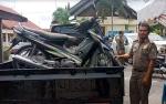 Satpol PP Palangka Raya Dapat Bantuan Kendaraan Operasional
