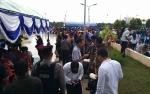 Hindari Korban Tenggelam, 50 Personel Polres Kotim Diterjunkan Untuk Amankan Mandi Safar