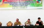 Disnakartranskop dan UKM Barito Utara Sosialisasi Penerapan Permen KUKM No 7 Tahun 2015
