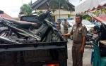 Satpol PP Manfaatkan Kendaraan tak Terpakai dari Dinas Lain