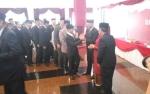 Wali Kota Hadiri Pelantikan Sekda Kalteng