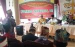 Wali Kota Pererat Silaturahmi dengan DAD, Damang dan Mantir