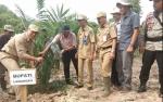 Bupati Lamandau Resmikan Tanam Perdana Program Plasma Sawit PT SSMS Tbk di Desa Bukit Jaya