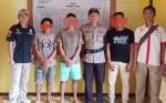 Asyik Pesta Sabu di Pondok, Tiga Pemuda Diringkus Polisi