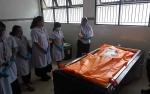 Ada Darah Keluar dari Hidung Lelaki Terlantar Ditemukan Tewas di Rumah Singgah