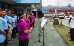 Lapas Palangka Raya Gelar The Gathering of Heroes di Hari Pahlawan