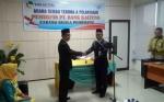 Pimpinan Bank Kalteng Cabang Kuala Pembuang Berganti, ini Harapan Bupati Seruyan