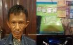Satreskoba Polres Bartim Ringkus Pengedar Sabu Asal Kalimantan Selatan
