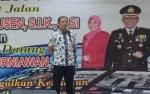 Bupati Barito Selatan Sebut Kota Buntok Bakal Jadi Kota Transit