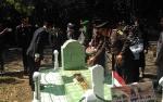 Kajari Pulang Pisau Pimpin Upacara Ziarah ke Makam Pahlawan HM Sanusi