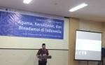 Kepala Kemenag Kalteng Ingatkan Penyuluh Agama Tidak Berpolitik Secara Praktis