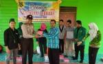 Polsek Kapuas Murung Dukung Program Satu Perpustakaan Satu Desa