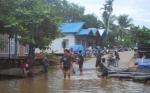 Sekda Barito Utara Perintahkan Camat hingga Kades Pantau Banjir
