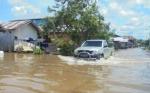 Ini Daftar 17 Desa Terdampak Banjir di Kapuas
