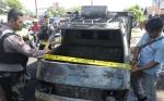 Kapolres Sebut Mobil Boks Terbakar Murni Korsleting