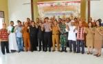 Ikrar Bersama Deklarasi Pemilu Damai Bergelora di Kecamatan Banama Tingang