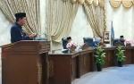 Bupati Sampaikan Jawaban Pemerintah Daerah terhadap Pemandangan Umum Fraksi