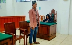 Sembunyikan Alat Kerja Teman, Rusmadi Diganjar 10 Bulan Penjara