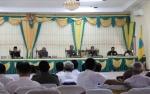Fraksi Dewan Sepakati Pembahasan Rancangan APBD 2019